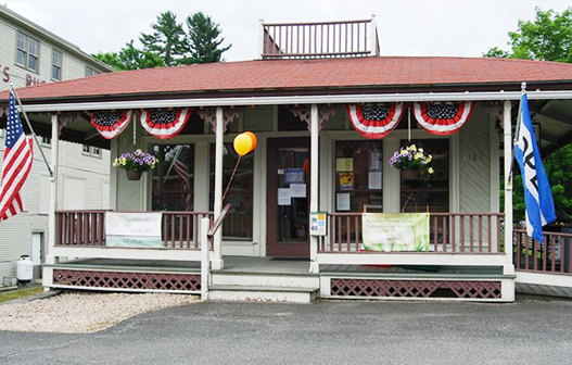 Bethlehem Visitor Center & Historical Society Building