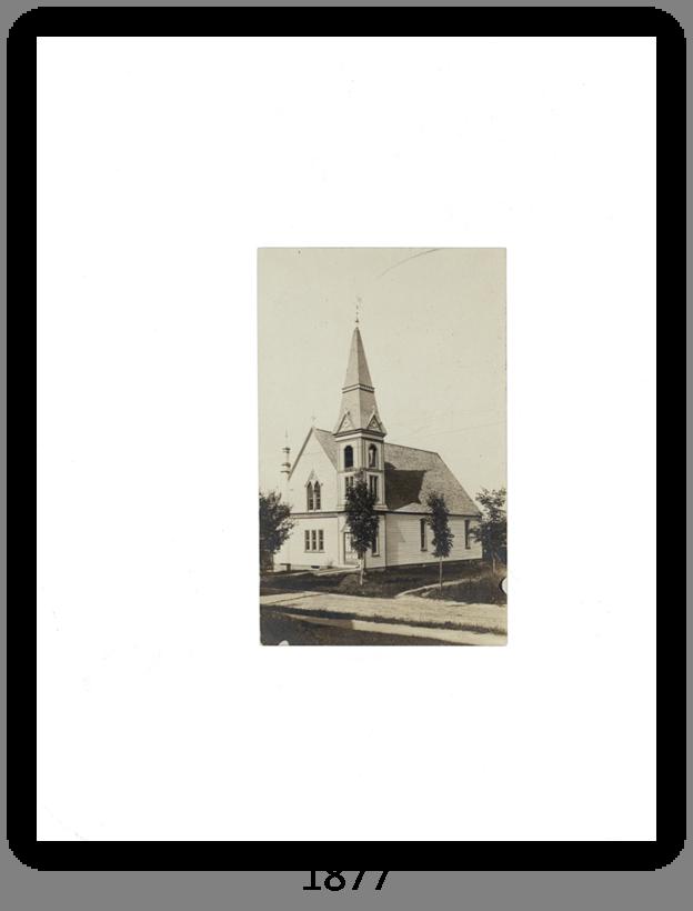 Congregational Church on Maple Street