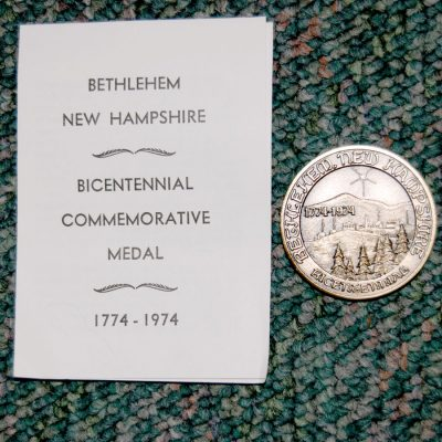 Bethlehem-Bicentennial-Commemoretive-Medallion-$4