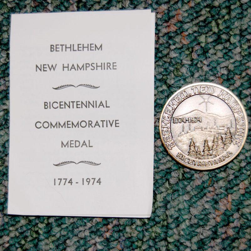 Bethlehem-Bicentennial-Commemoretive-Medallion-$4