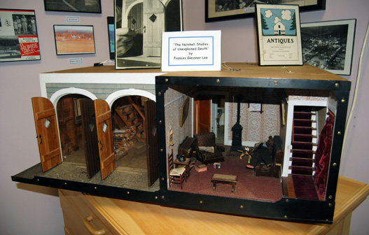 Bethlehem Historical Society Displays