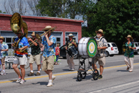 Summertime Marching Band