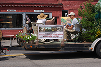 Heritage Society Float